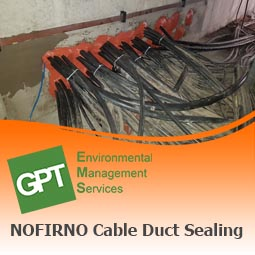 substation cable duct sealing NOFIRNO (CSD RISE)