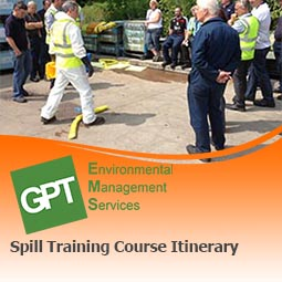 spill training course contents