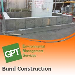 COMAH bund construction case study