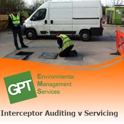 interceptor auditing v servicing