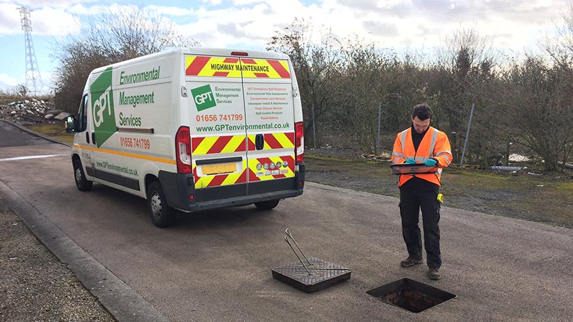 drain mapping survey