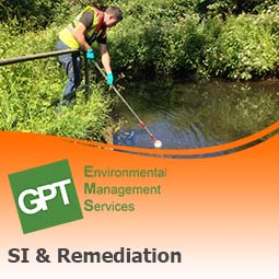 site investigation and contaminated land remediation
