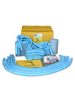 oil spill kit 400 litre bunker