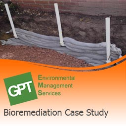 bioremediation case study on a domestic property