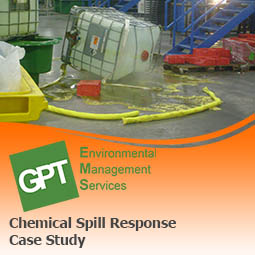 hydrochloric acid spill clean up case study