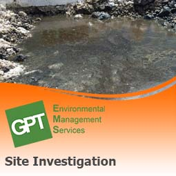 oil contamination site investigation