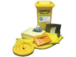 oil selective spill kit