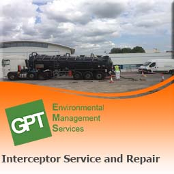 interceptor service and repair case study