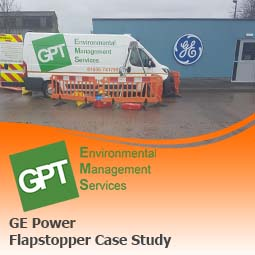 GE Power Flapstopper case study