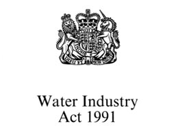 Water Industries Act